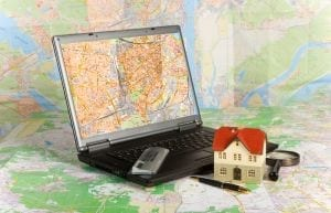 http://www.dreamstime.com/royalty-free-stock-image-miniature-house-map-image7832056