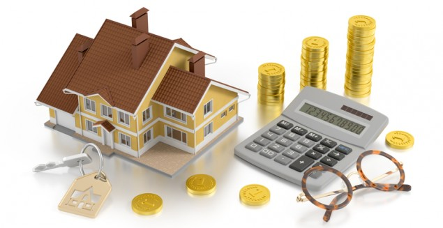 http://www.dreamstime.com/stock-photography-real-estate-accounting-retro-style-composition-subject-d-rendered-image-image52340492